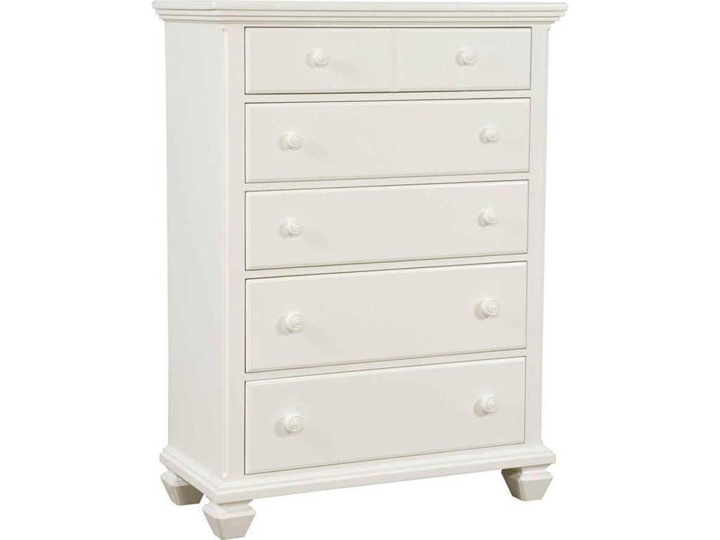 Broyhill Furniture Mirren HarborDrawer Chest