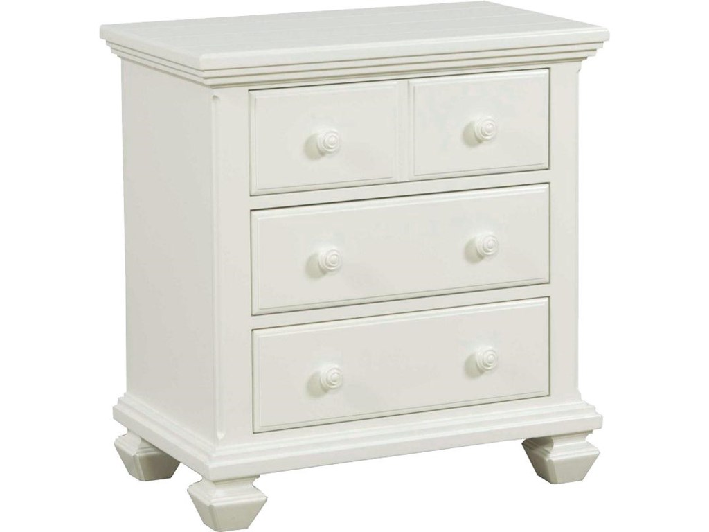 Broyhill Furniture Mirren HarborNightstand
