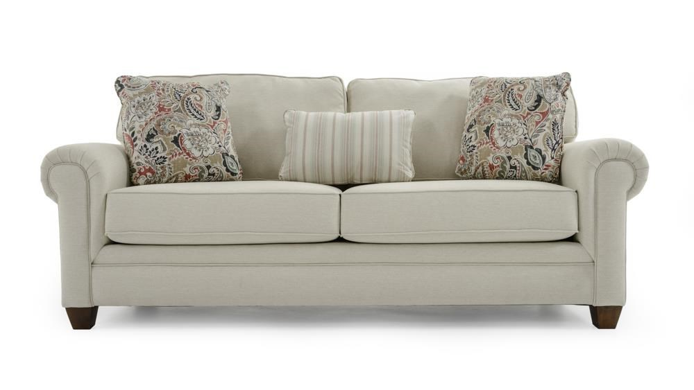 Broyhill Furniture Monica 3678 7M 4667 91 Transitional Queen IREST