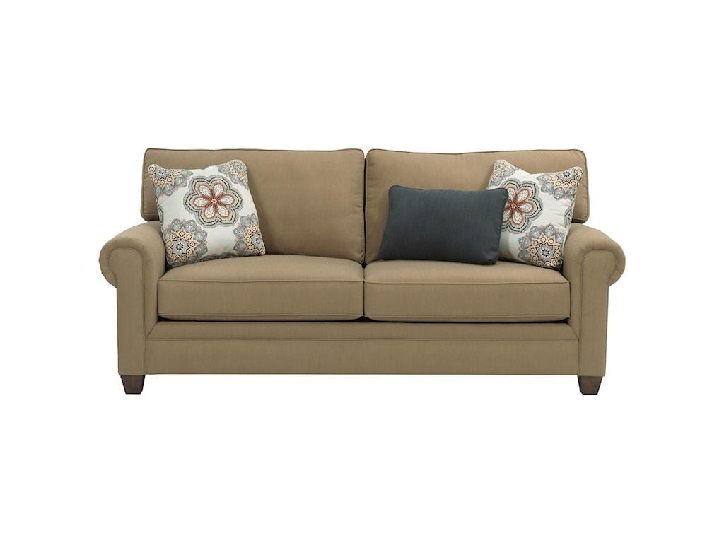 Broyhill Furniture MonicaQueen IREST Sleeper