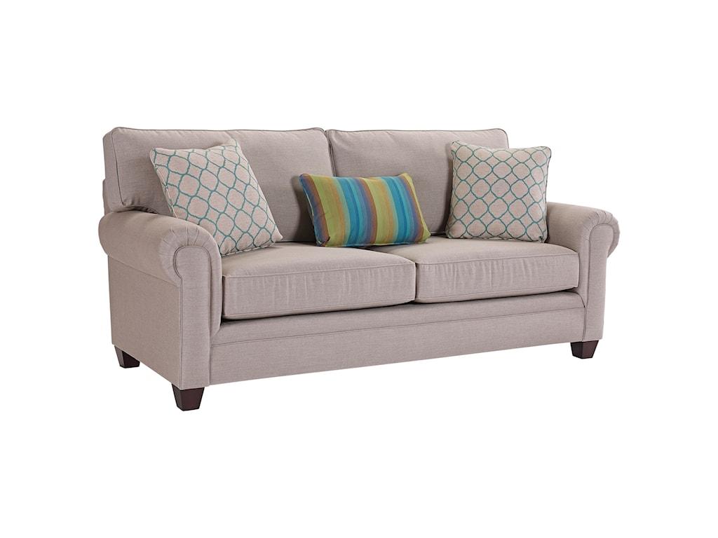 Broyhill Furniture Monicaqueen Air Dream Sleeper