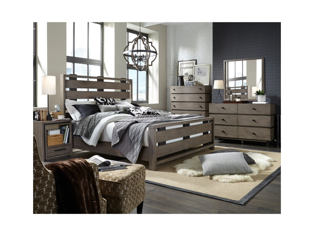 Broyhill Furniture Moreland AveQueen Bed