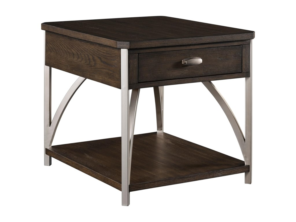 Broyhill Furniture NashEnd Table