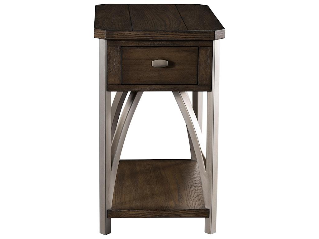 Broyhill Furniture NashChairside Table
