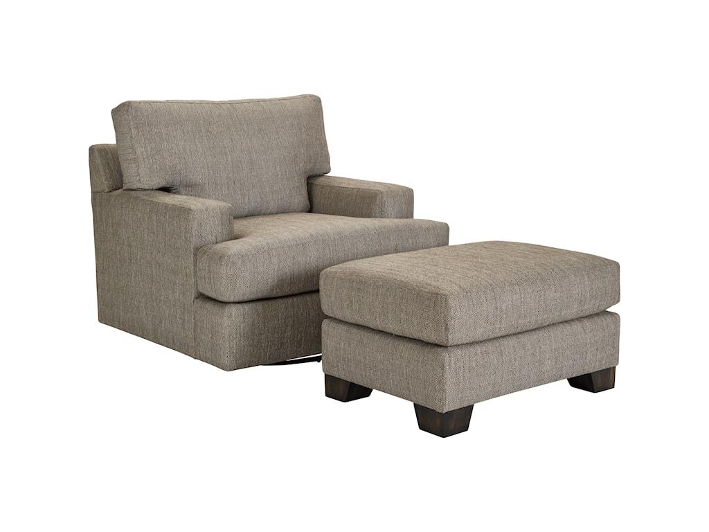 Broyhill Furniture NashOttoman