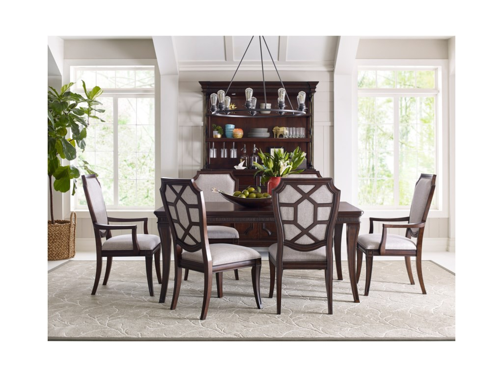 Broyhill Furniture New Charleston Formal Dining Room Group | Value ...