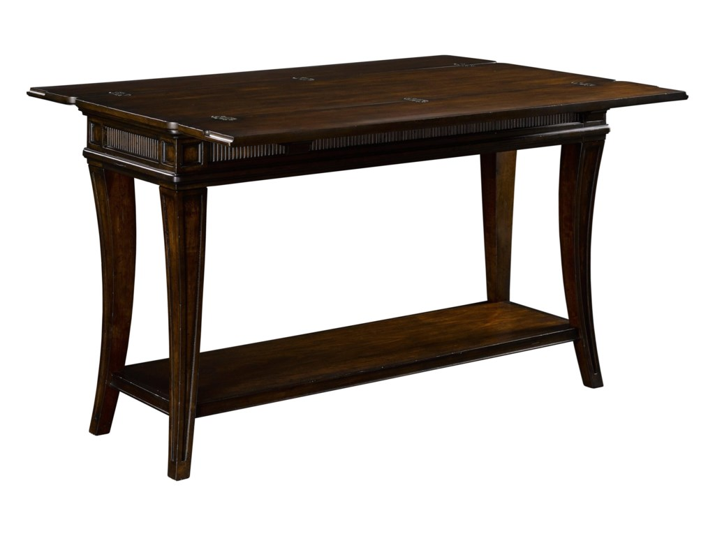 Broyhill Furniture New CharlestonFlip Top Console Table