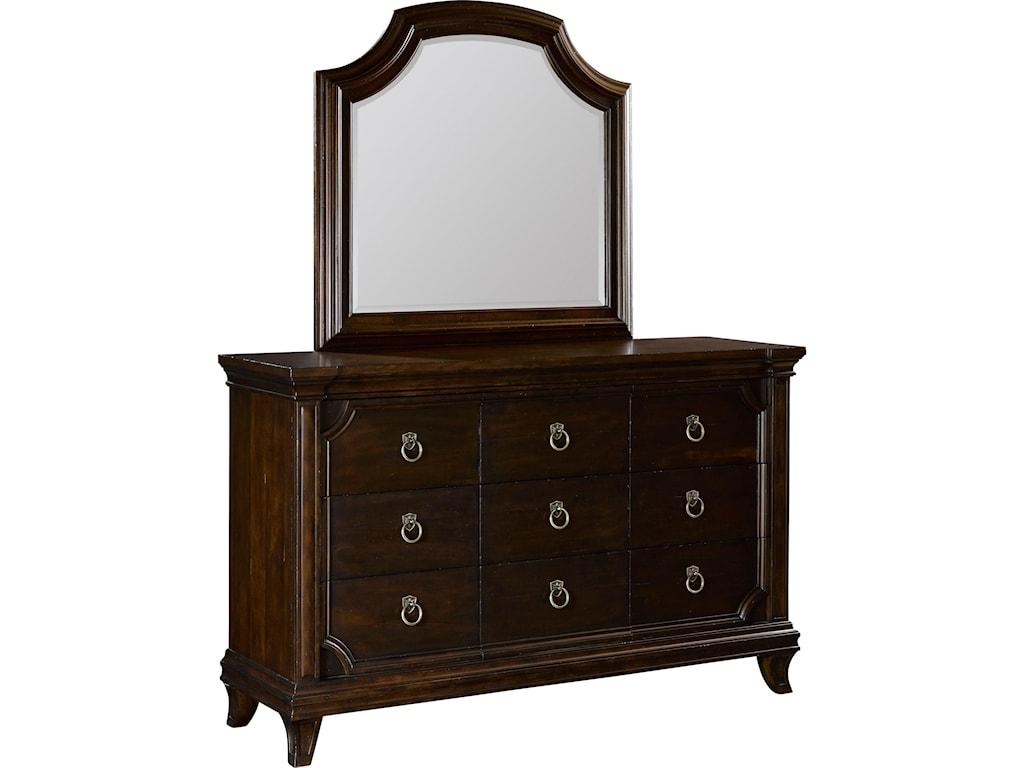Broyhill Furniture New CharlestonDresser Mirror