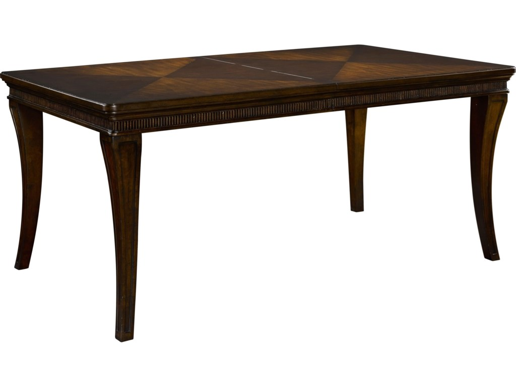 Broyhill Furniture New CharlestonLeg Dining Table