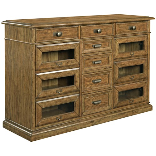 Broyhill Furniture New Vintage Server with 2 Doors