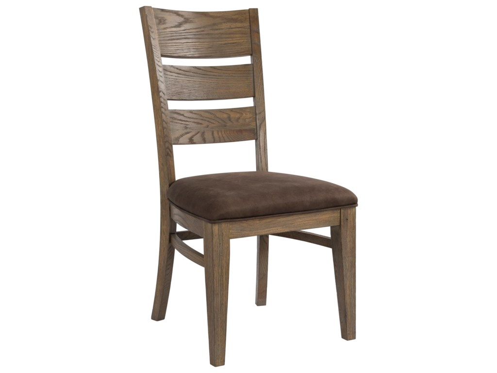 Broyhill Furniture Park CityUpholstered Seat Side Chair