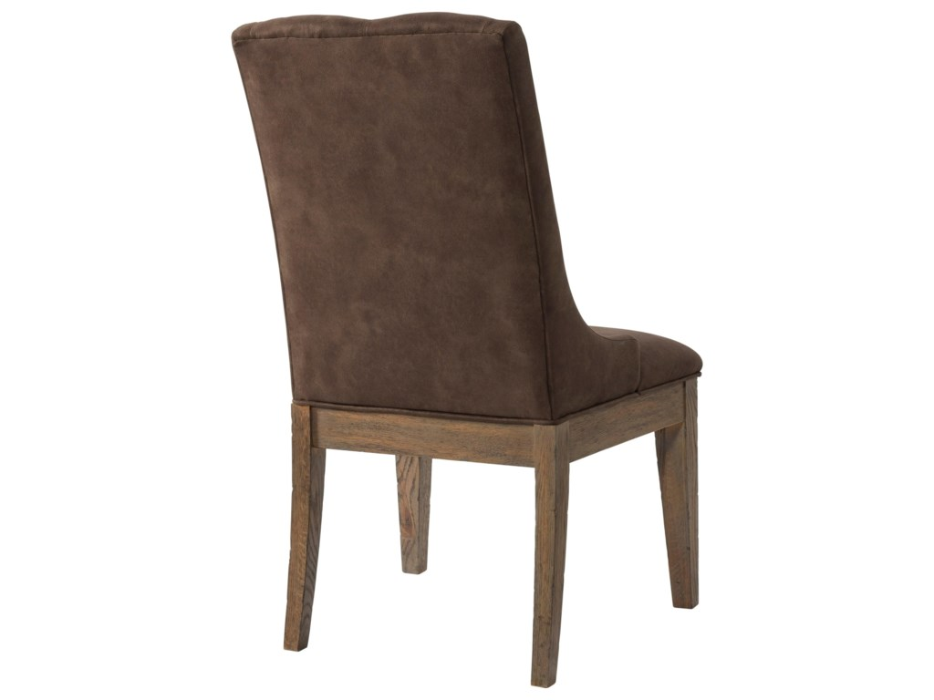 Broyhill Furniture Park CityFully Upholstered Host Chair