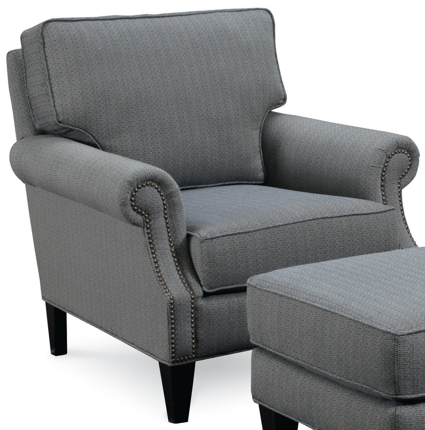 Broyhill Furniture Personalities Accent ChairsNevis Accent Chair ...