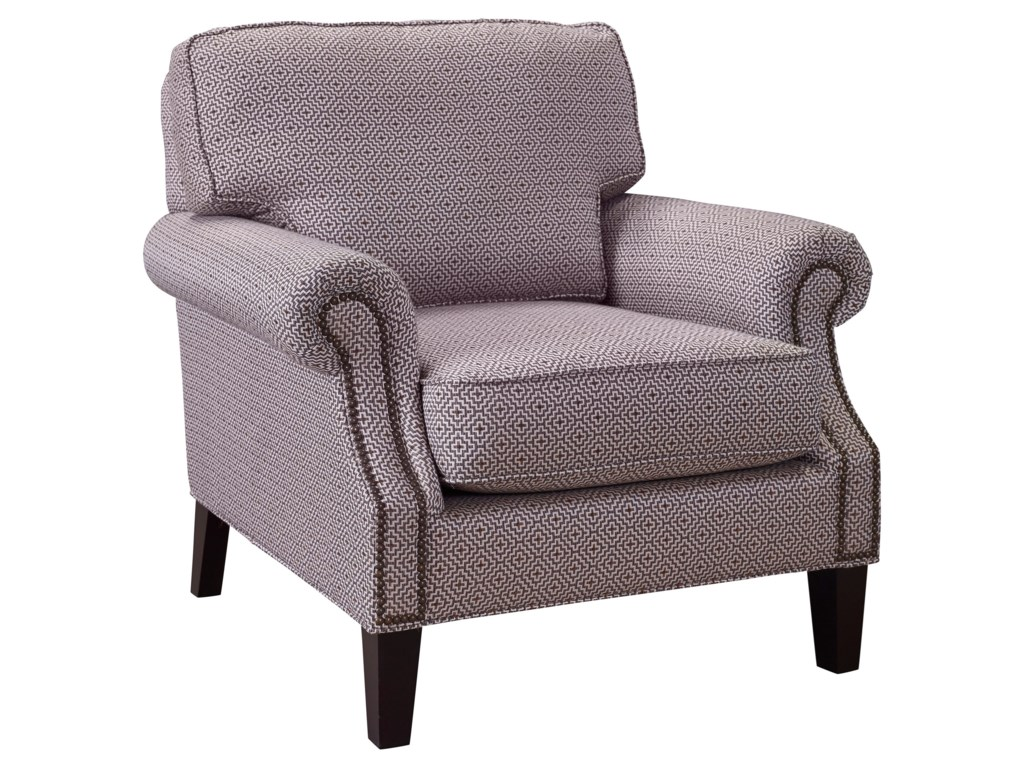 Broyhill Furniture Personalities Accent ChairsNevis Accent Chair