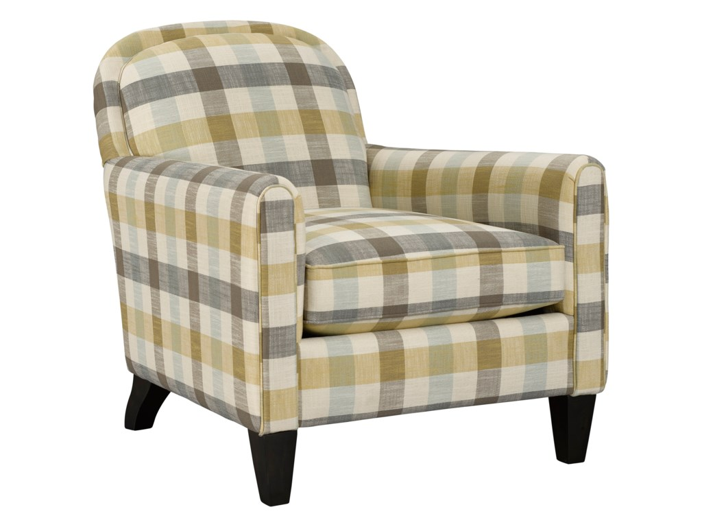 Broyhill Furniture Personalities Accent ChairsSquire Accent Chair