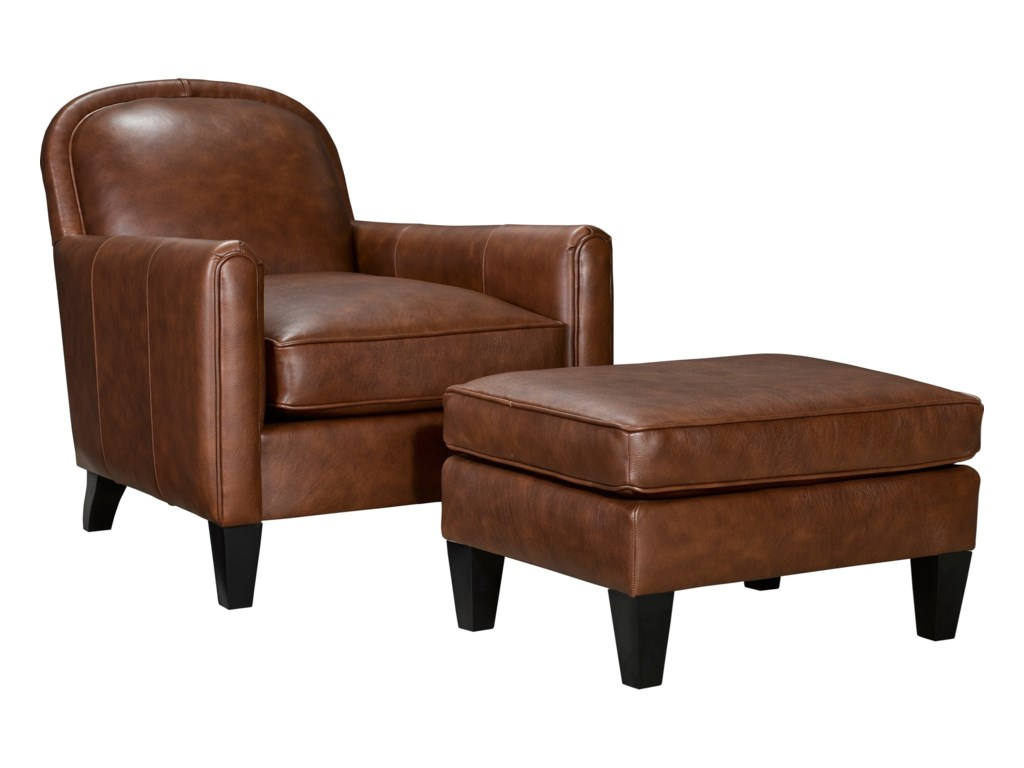 Broyhill Furniture Personalities Accent ChairsSquire Ottoman