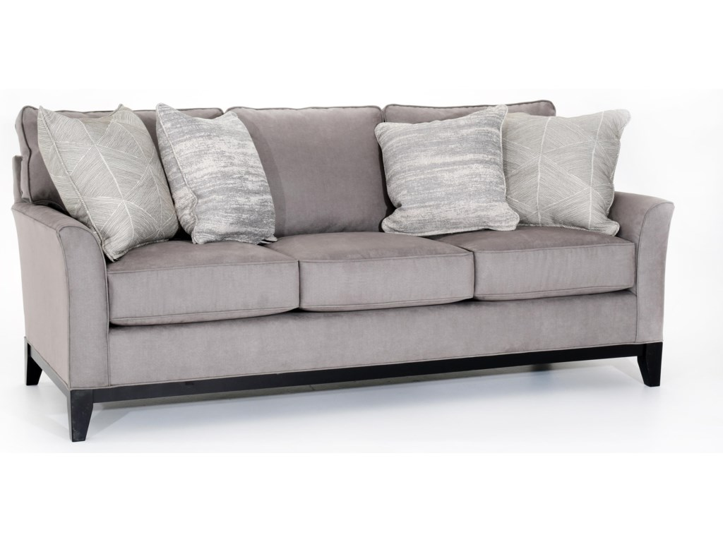 Broyhill Furniture PerspectivesStationary Sofa