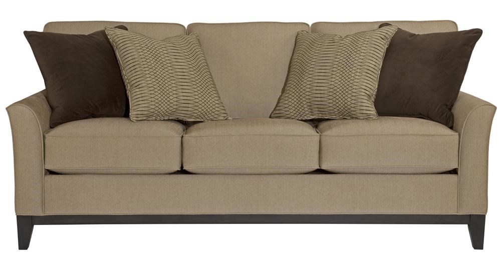 Broyhill Furniture PerspectivesStationary Sofa ...