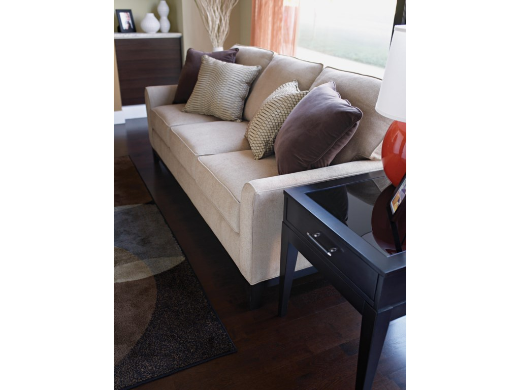 Shown with End Table