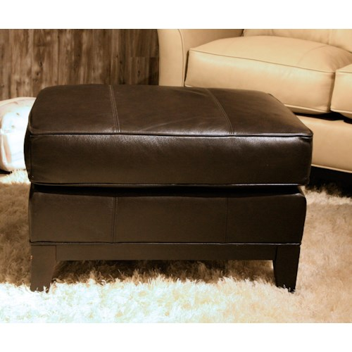 Broyhill Furniture Perspectives Rectangular Ottoman