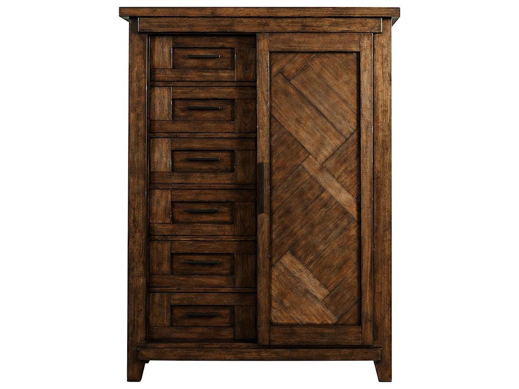 Broyhill Furniture PieceworksGentlemans Chest
