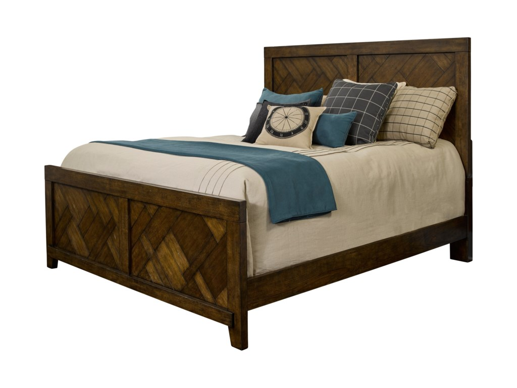 Broyhill Furniture PieceworksQueen Panel Bed