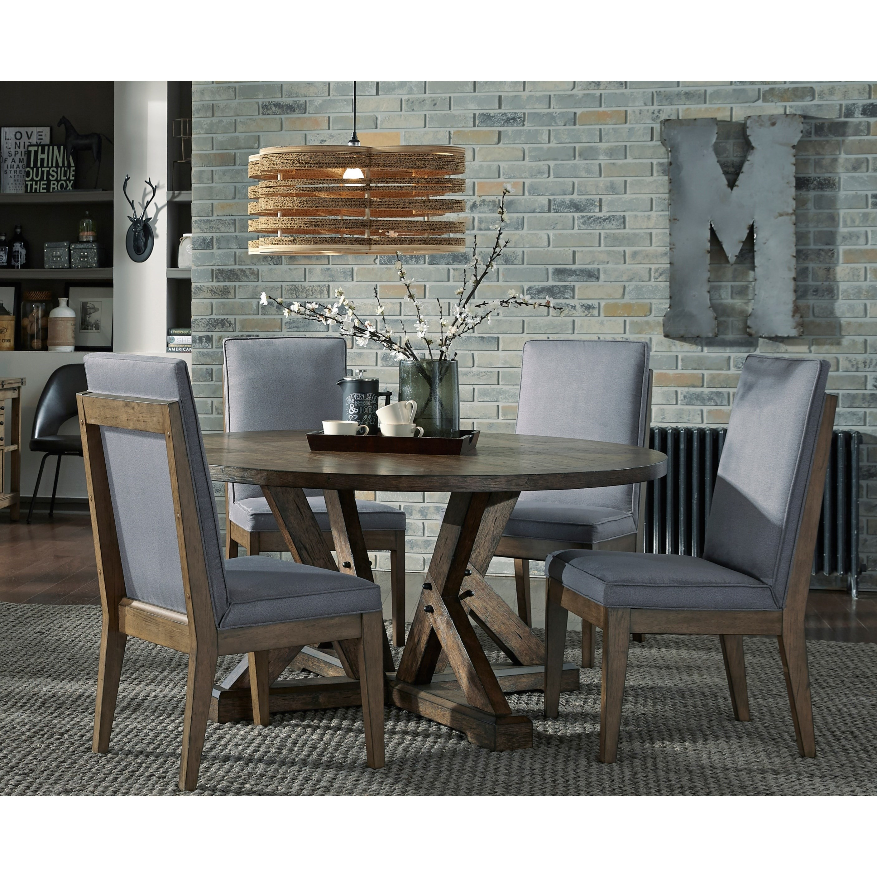 ... Broyhill Furniture PieceworksDobbin Street Piece Works Dining Table ...
