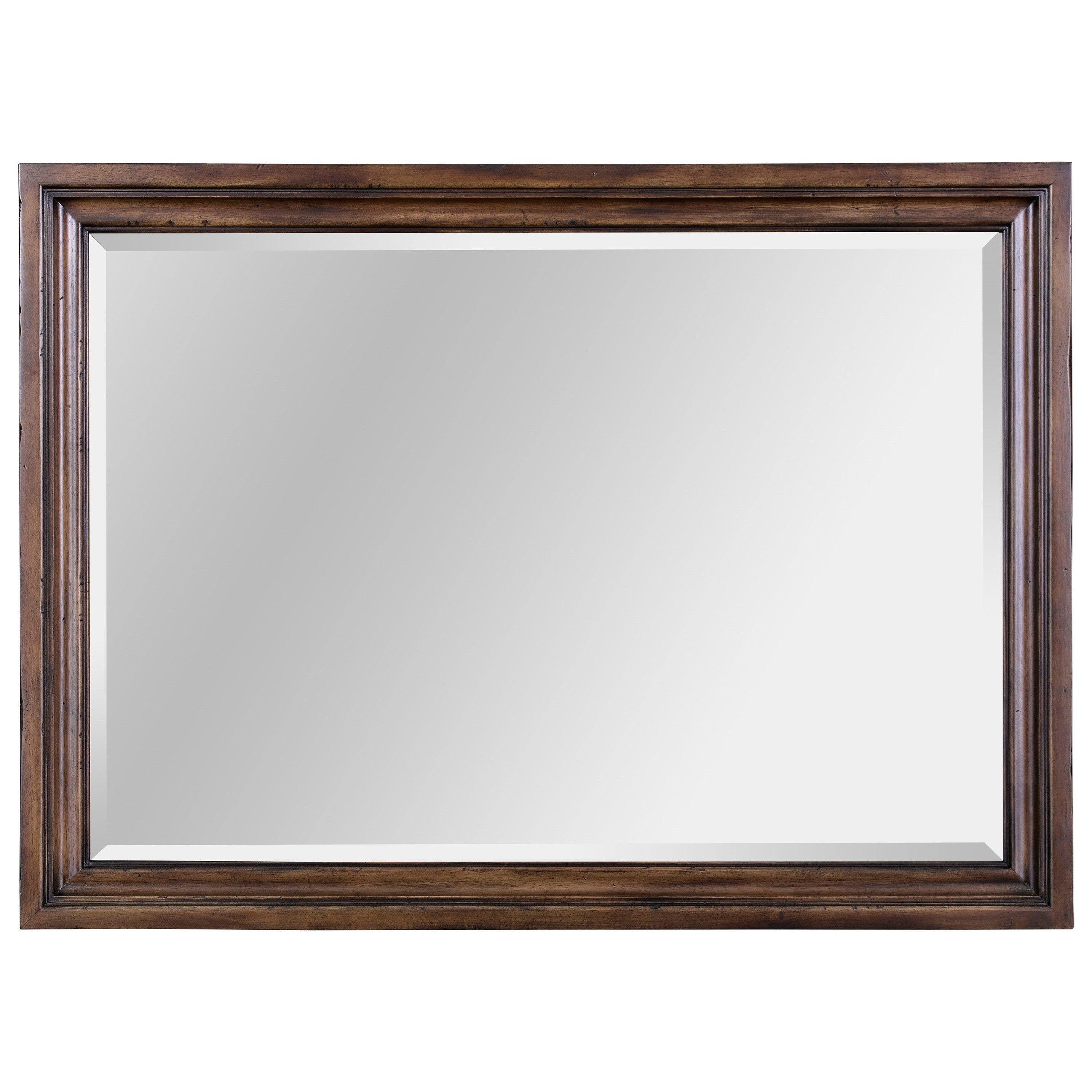 Broyhill Furniture Pike Place Picture Frame Mirror