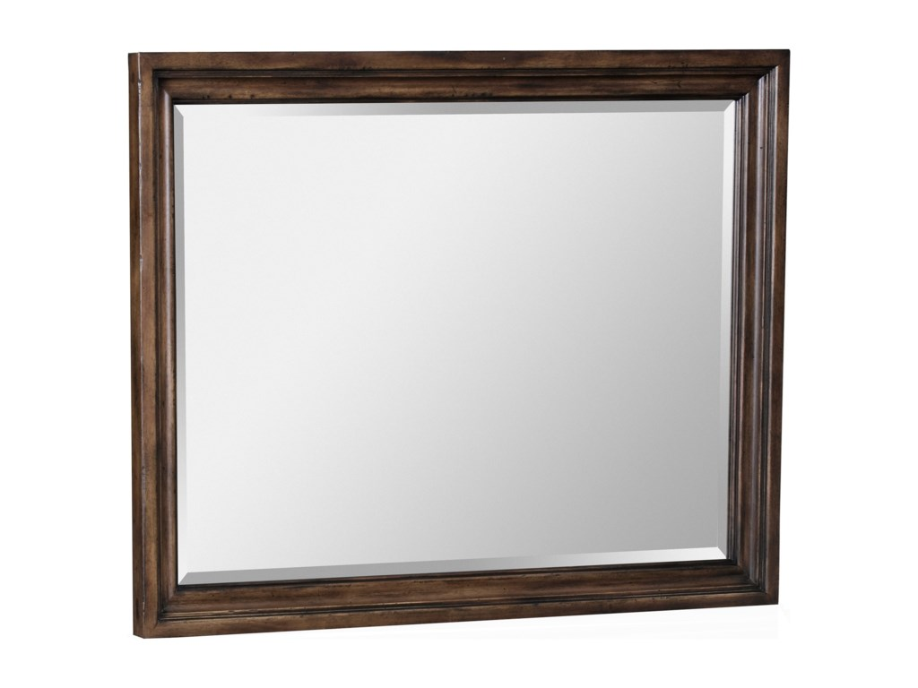 Broyhill Furniture Pike PlacePicture Frame Mirror