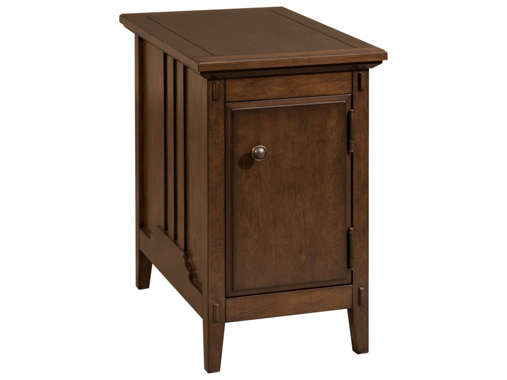 Broyhill Furniture 8712Aryell Cherry Accent Table
