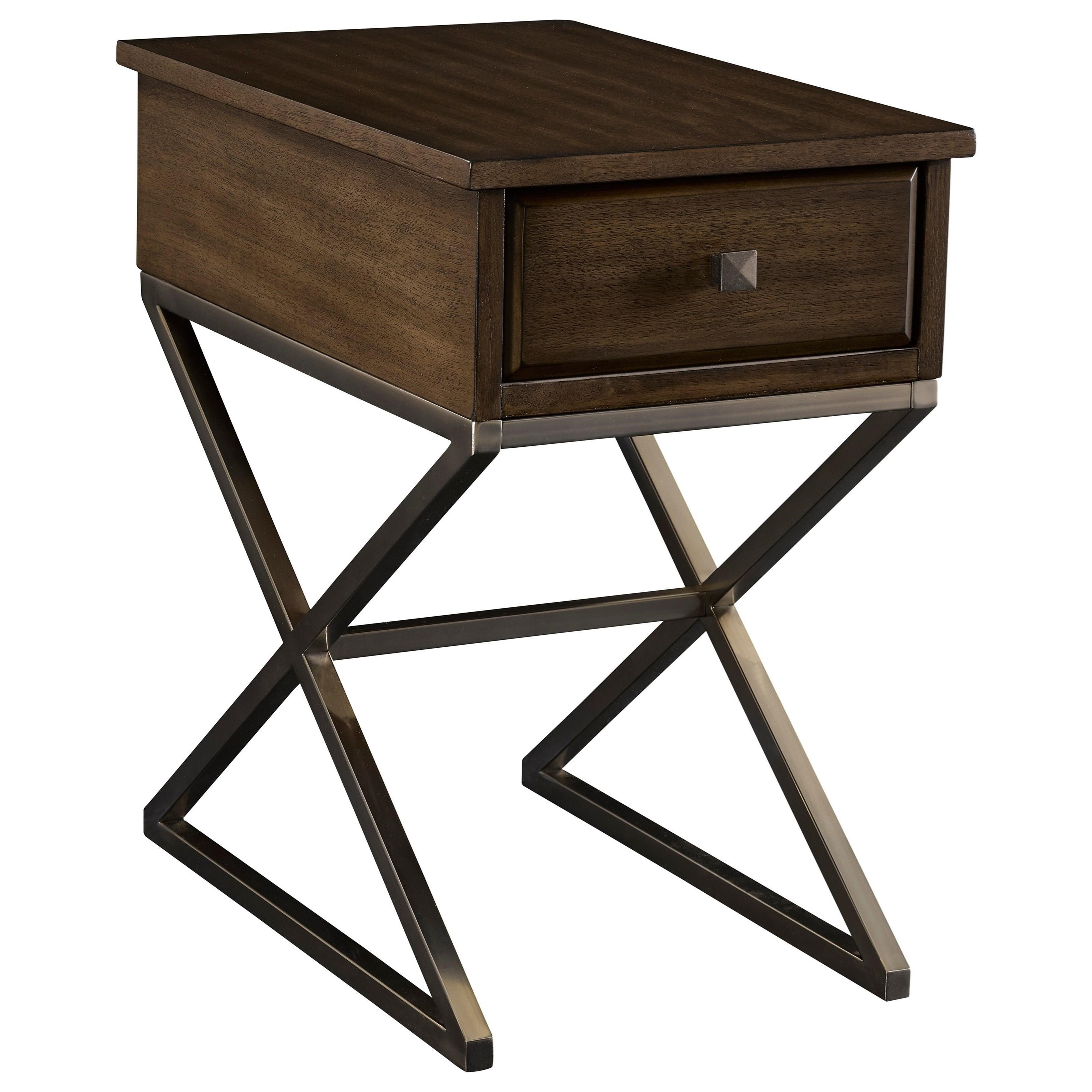 Broyhill Furniture ReclinermatesKirsten Accent Table ...