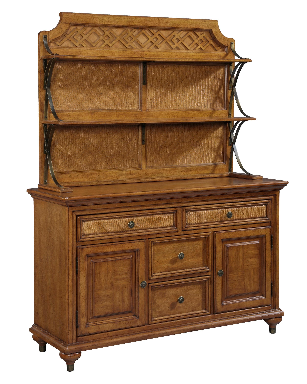 Broyhill Furniture Samana CoveServer U0026 Hutch ...