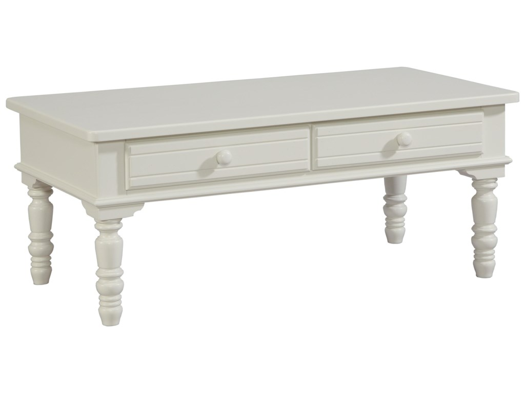 Broyhill Furniture SeabrookeRectangular Cocktail Table