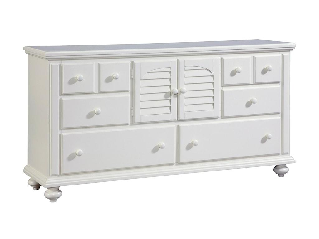 Broyhill Furniture SeabrookeDoor Dresser