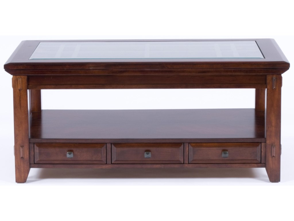 Broyhill Furniture VantanaRectangular Cocktail Table