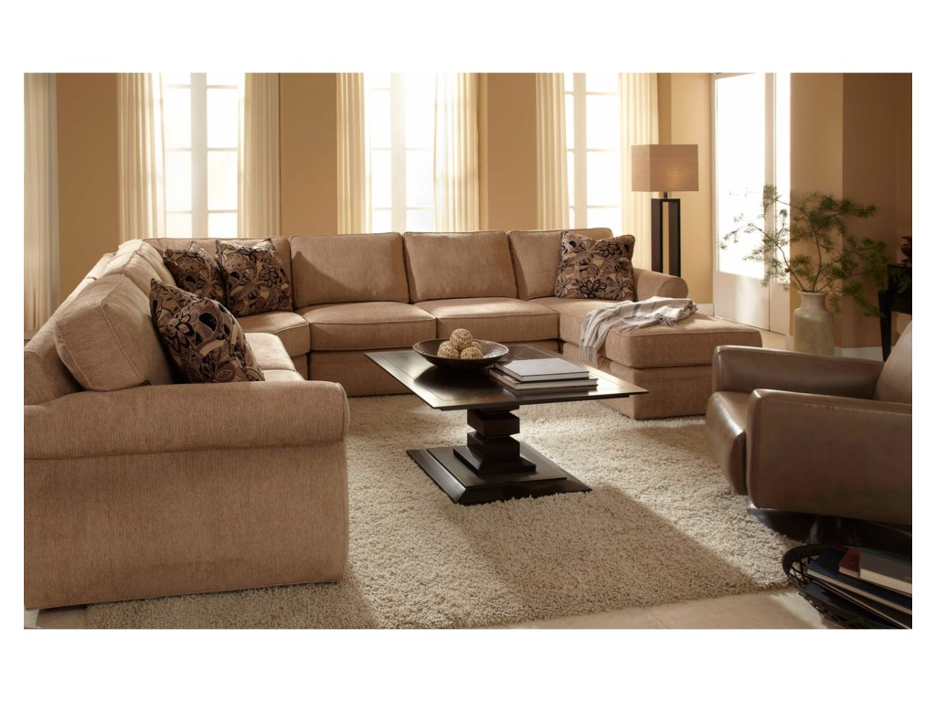 Broyhill Furniture VeronicaSectional Sofa