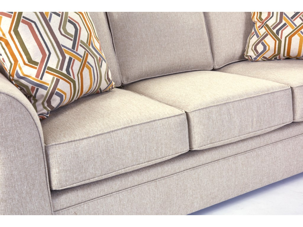 Broyhill Furniture VeronicaQueen IREST Sleeper Sofa