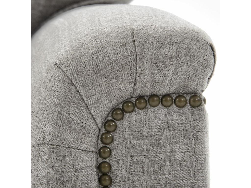 Broyhill Furniture WarrenSleeper Sofa w/ Goodnight Mattress