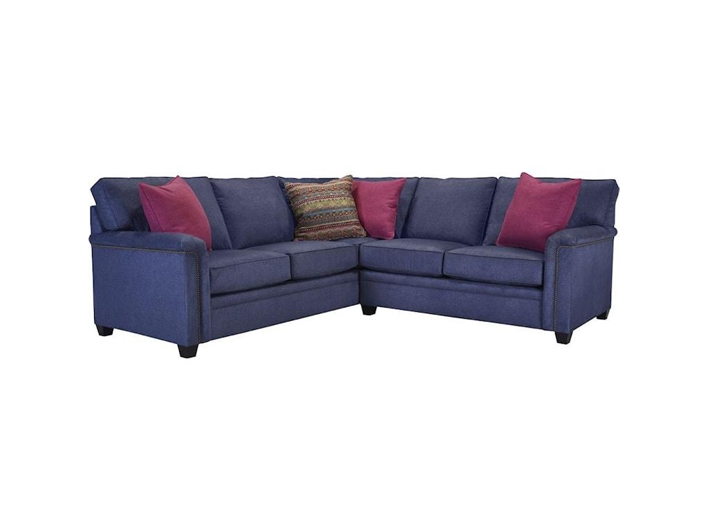 Broyhill Furniture WarrenSectional Sofa