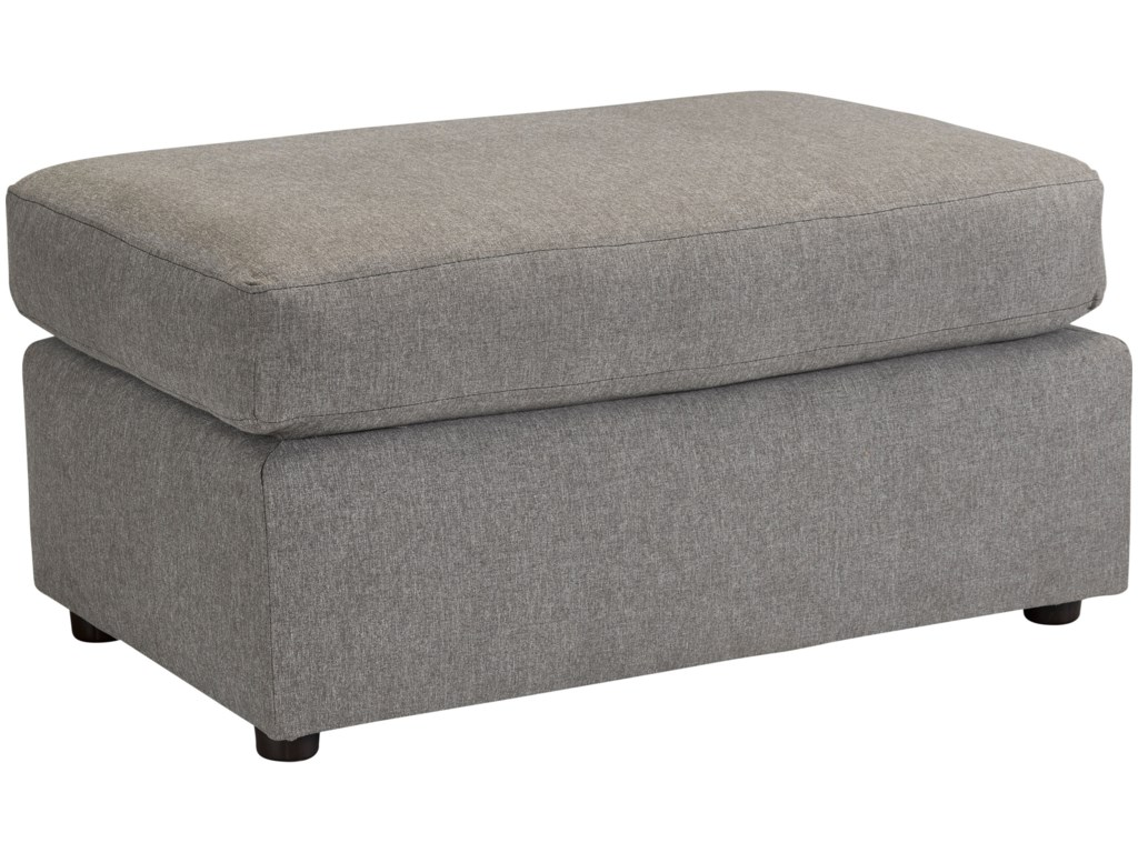 Broyhill Furniture 4416Chair 1/2 and Ottoman