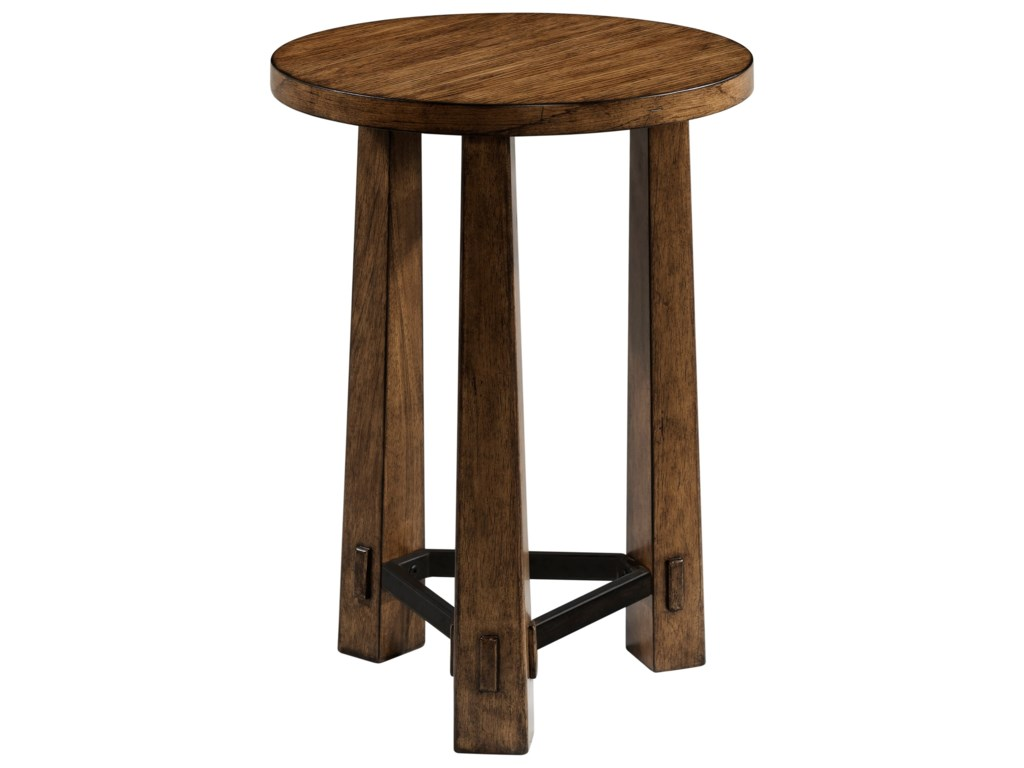 Broyhill Furniture Winslow Park Round End Table