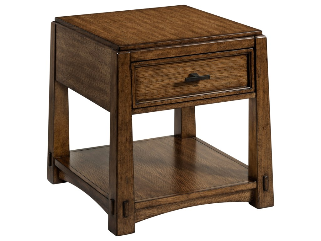 Broyhill Furniture Winslow Park End Table