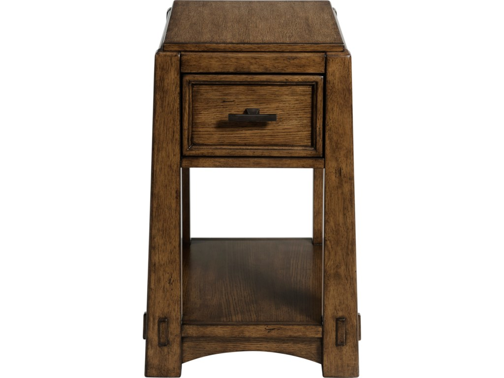 Broyhill Furniture Winslow Park Chairside Table