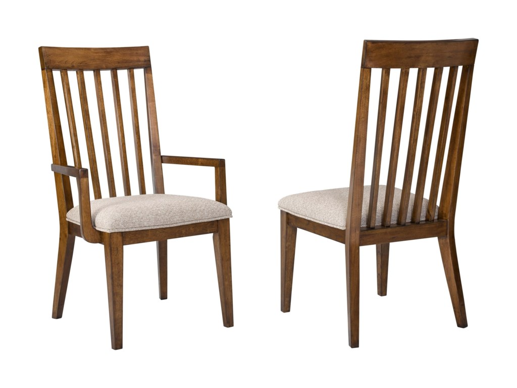 Broyhill Furniture Winslow Park Upholstered Seat Arm Chair