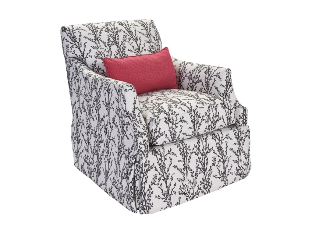 Broyhill Furniture Yvesswivel Chair