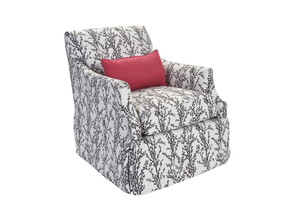 Broyhill Furniture YvesSwivel Chair
