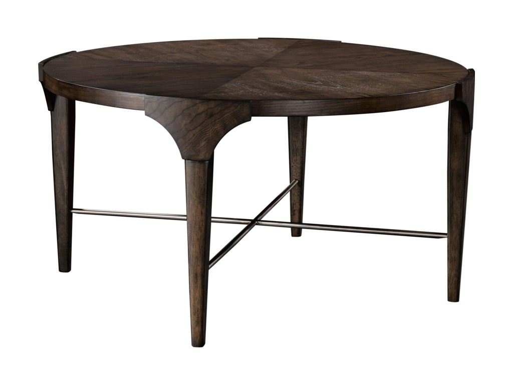 Broyhill Furniture ZacharyRound Cocktail Table