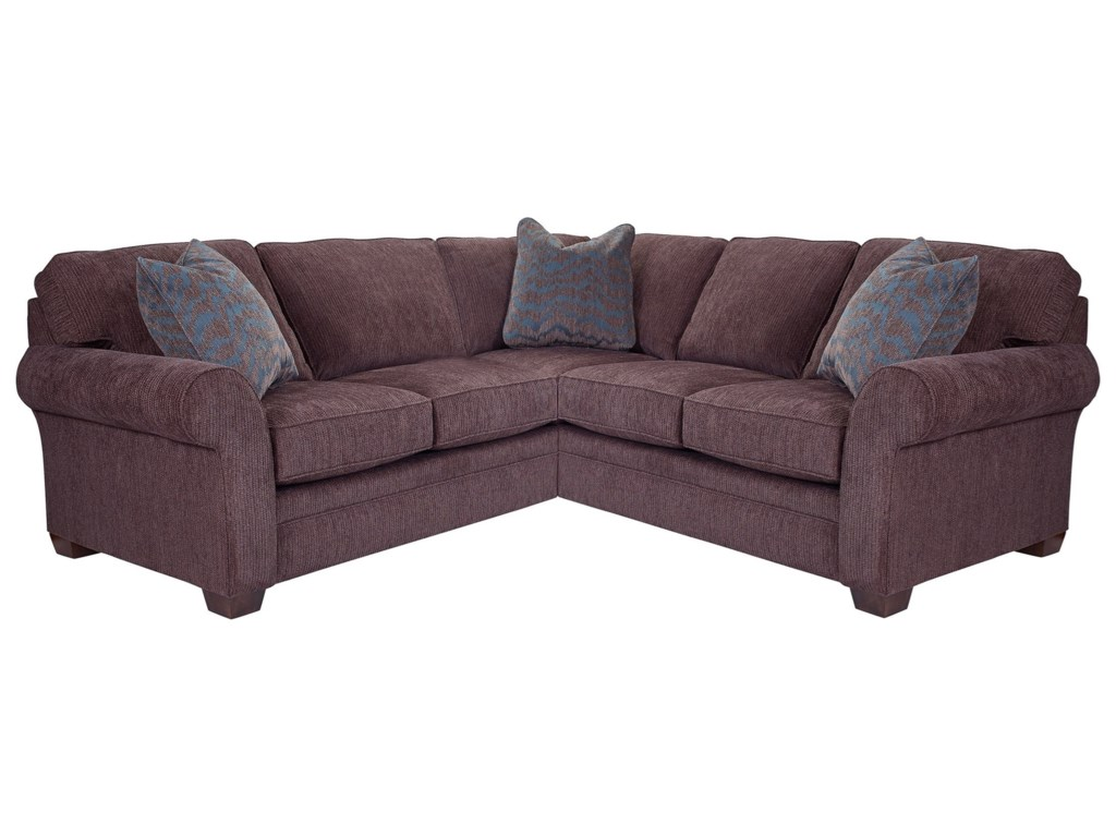 Broyhill Furniture Zacharysectional Sofa