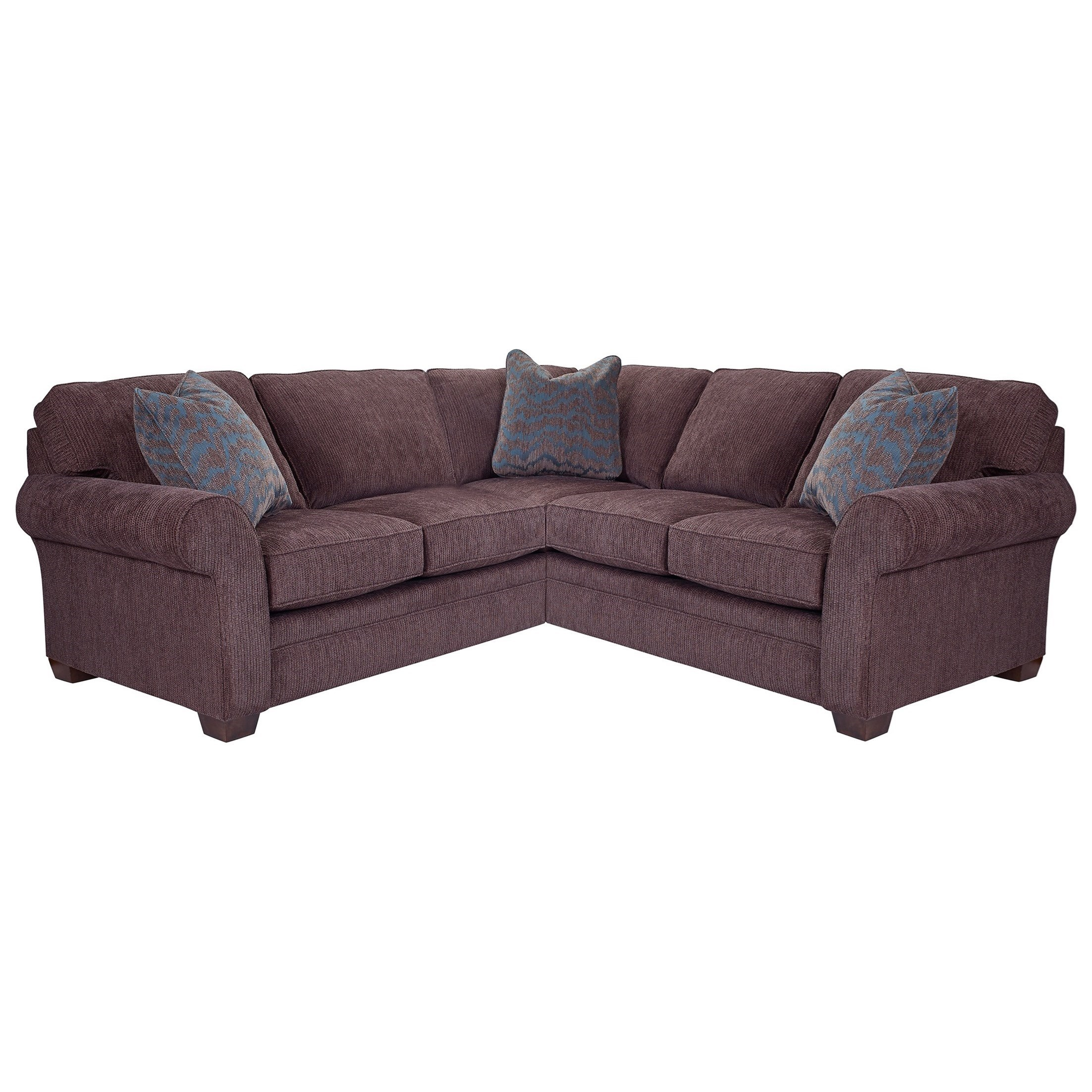 Broyhill Furniture ZacharySectional Sofa ...