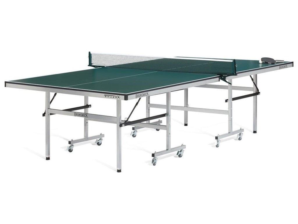 Brunswick Brunswick 2018Smash 3.0 Table Tennis Table